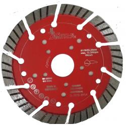 Disc diamantat ECS-SEGMENT-Universal 150 mm