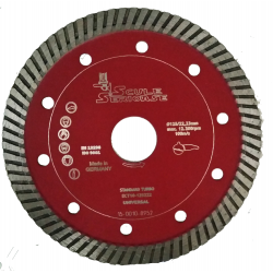 Disc diamantat ECT 10-STANDARD TURBO/Universal 115 mm