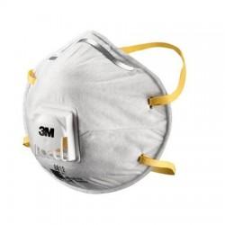 Masca pentru protectie respiratorie cu supapa CoolFlow 3M, FFP1, 10 buc/set