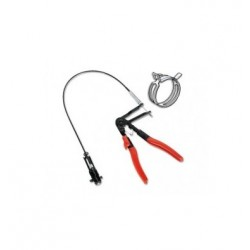 Cleste cu cablu pentru coliere elastice