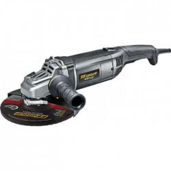 Polizor ughiular AG 230/2600S HD, 2600 W, 6600 rpm, 230mm, FF Group, Heavy Duty
