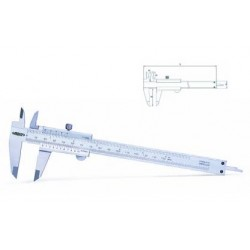 Subler mecanic Insize 0-300mm