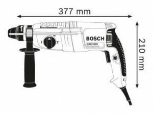 Ciocan rotopercutor SDS-plus GBH 2400