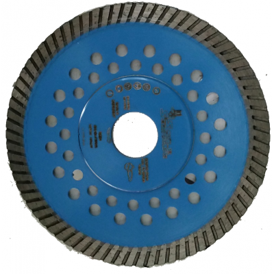 Disc diamantat BPC Turbo/Beton armat 125mm
