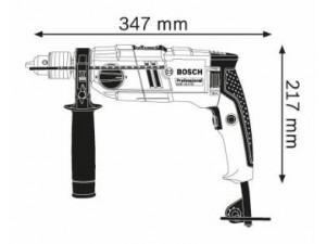Masina de gaurit cu percutie GSB 18-2 RE