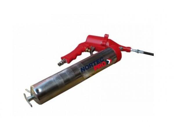 Pistol pneumatic pentru vaselina