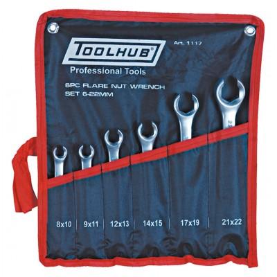 Set de chei pentru racorduri de tuburi 8-22 mm