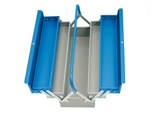 Trusa profesionala de scule pentru lacatusi in TSL in cutie metalica 80 piese Unior